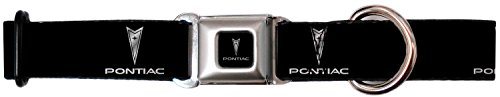 buckle-down-18-32-po-pontiac-black-silver-dog-collar-wide-large