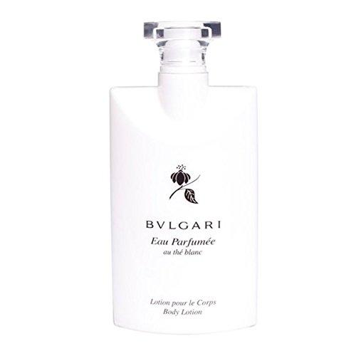 Price comparison product image Bvlgari Eau Parfumée Au the Blanc Body Lotion 200ml / 6.8oz. for Women
