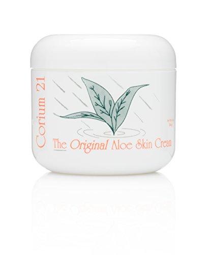 Corium 21 Aloe Vera Skin Cream - 4oz Jar