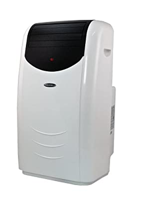 Soleus Air LX-140, 14,000 BTU Evaporative Portable Air Conditioner, 14,200 BTU Heater, Dehumidifier and Fan