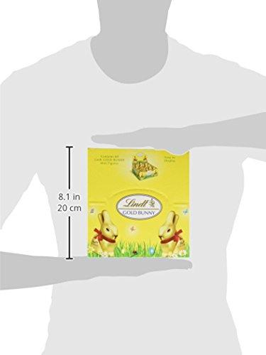 Lindt Mini Gold Bunny Chocolate Figure Box, 21.2 Ounce, 60 Bunnys