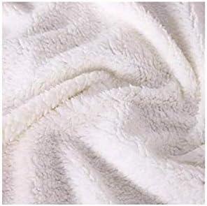Lion Couverture à Capuche Flanelle Hooded Blanket épaissie Ultra Douce Chaude Couverture d'hiver Hooded Cape pour Adultes et Enfants châle Manteau 150x200cm