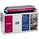 Brand New Genuine Hewlett Packard HP C9733A Magenta Laser Toner Cartridge, Designed to Work for HP Color LaserJet 5500n, HP Color LaserJet 5550dn, HP Color LaserJet 5550dtn, HP Color LaserJet 5550hdn, Office Central