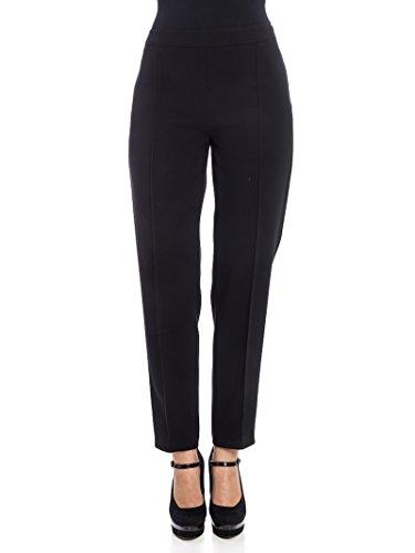 Boutique Moschino Pantaloni Donna J03095824555 Acetato Nero