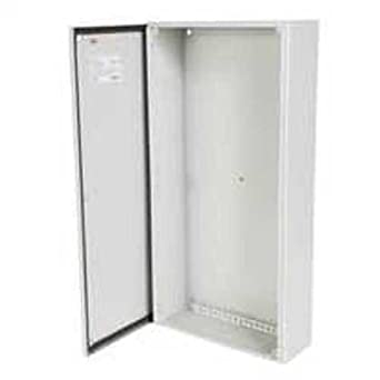 electrical steel wall metal outdoor electrical enclosure nsysbm20608 rh amazon co uk
