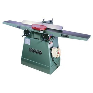 General International 80-200L M1 Jointer Long Table, 8""