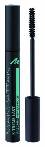 Manhattan 14302 XTreme Last Mascara, black, 1er Pack