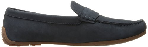 Clarks Mens Reazor Drive Instappers Loafer Marine