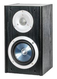 Wolf-Akustik HiFi-rek-luidspreker Triton 100 S zwart (paar)