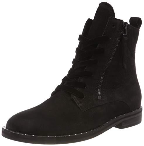 Boots Kennel Ginger 260 schwarz Femme Rangers Und Noir Schmenger wPPFzIfq
