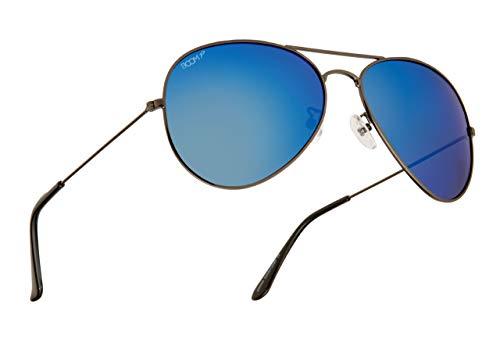 2c5e8f8571 BOOM Aviator Premium Polarized Sunglasses for Men and Women by Dimensional  Optics