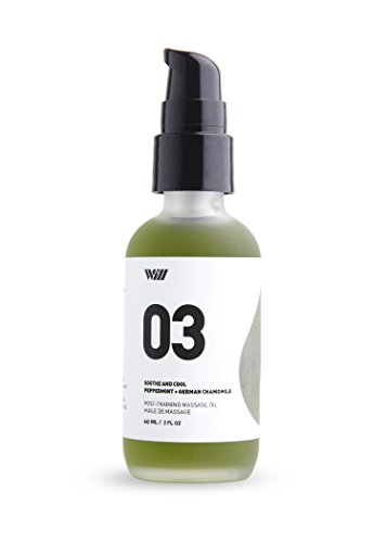 Way of Will 03 SOOTHE AND COOL | MASSAGE OIL ()
