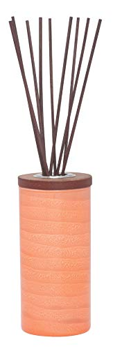 Chesapeake Bay Candle Mind & Body Serenity Reed Diffuser, Uplift with Pure Essential Oils (Orange Pear, Lemon, Cedarwood),