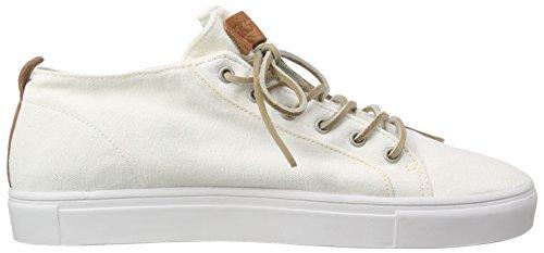 Blackstone Lm85 - Zapatillas Hombre Blanco