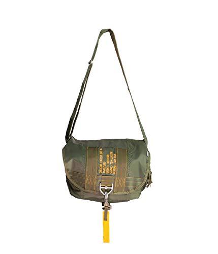 Farm Blue Messenger Bag – Officine Military