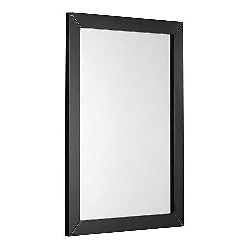 Black Framed Mirror: Amazon.com