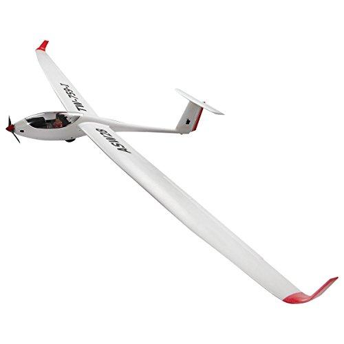 Volantex ASW28 RC Glider Airplane Sailplane PNP Brushless No Radio