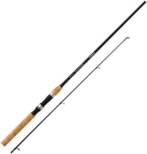 Shimano Vengeance BX Spinning M - Caña de pescar (2,40 m, 10-30 g ...