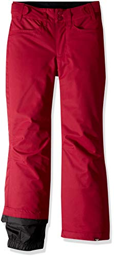 (Roxy Little Backyard Girl Snow Pant, Beet red, 8/S)