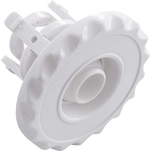 Waterway Mini Jet Adj. Internal, Directional, Dlx Face, White 224-1000