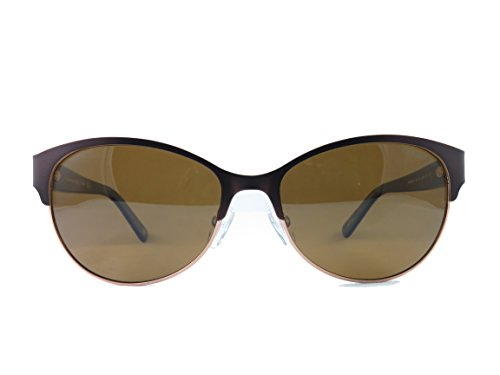 Banana republic sunglasses MANNA 05BZ Satin Brown Frame With Brown Polarized Lens