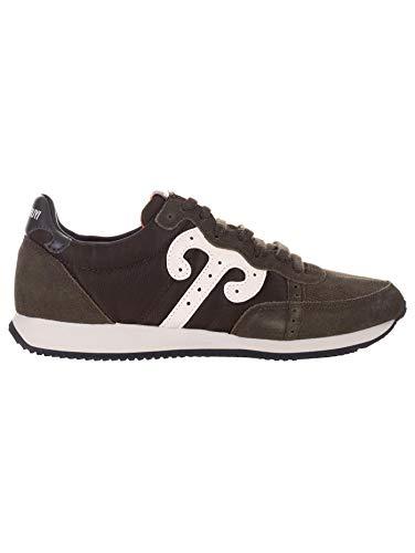 Verde Sneakers Bimateriale Wushu Tiatan Ruyi qIwn6O