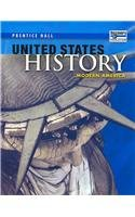 UNITED STATES HISTORY NATIONAL MODERN AMERICA STUDENT EDITION 2008C