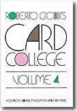 Card College, Vol. 4
