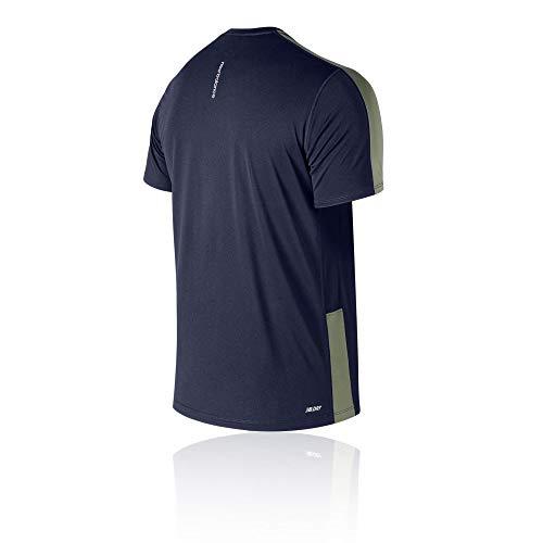 Accelerate Balance Azul T Correr shirt New 50xpfnn