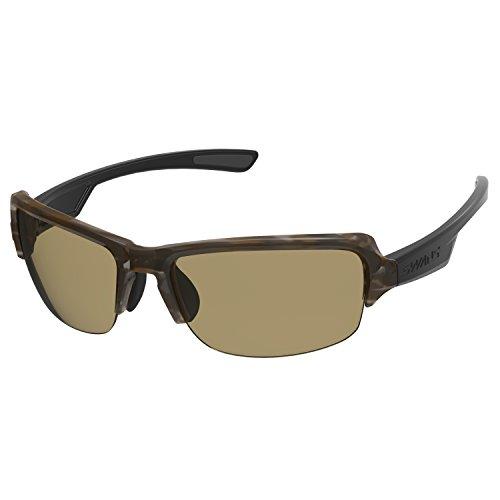 SWANS(スワンズ) サングラス ディーエフ 偏光レンズモデル DF-0065 BRBK ブラウンデミ×ブラック×ブラックの商品画像