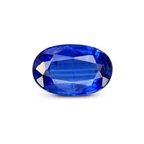 1846476c5be MyLuckyStones Kyanite 4.19 Carat Gemstone-Original Certified Kyanite  Disclaimer   Actual Product Color May Slightly