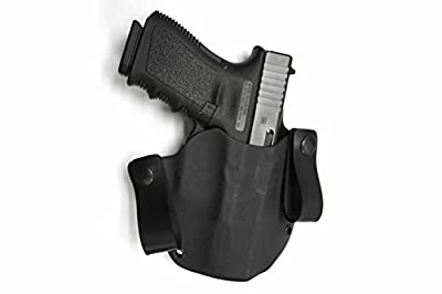 Advanced Performance Shooting Holsters Protective Services Elite, Inside The Waistband