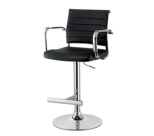 Hоmеs: Insidе + Оut Deluxe Premium Collection Jackson Office Chair Black Decor Comfy Living Furniture