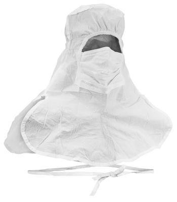 Kimberly Clark Safety 36072 KIMTECH PURE A5 Integrated Hood and Mask, Sterile (Pack of 75) -