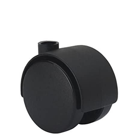 Alex - Rueda cuerpo dk agujero 7mm estufas poliuretano plastico: Amazon.es: Bricolaje y herramientas
