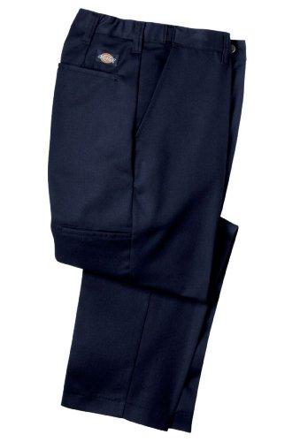 Price comparison product image Dickies Mens LP700 Flat Front Comfort Waist Pant Dark Navy 56W x 27L