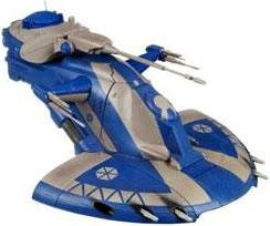Star Wars Clone Wars Star fighter Vehicle - AAT Trade Federation (Federation Droid Fighter)