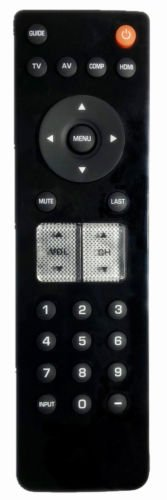 Smartby Replaced VR2 VR4 Remote Control for Vizio TV VL260M VO320E VO370M VO420E VP422 VECO320L VECO320L1A VL320M VP322 VECO320LHDTV VP422HDTV10A VP322HDTV10A VP323HDTV10A