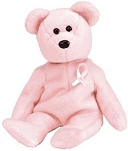 Amazon Com Ty Beanie Babies Cure Breast Cancer