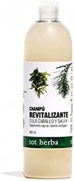 Champu Revital Cola De Caballo-Salvia 500 ml de Tot Herba-Authex
