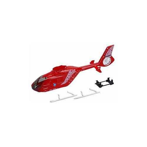 Graupner 4498.06 - Rumpf mit Kufen und Akkuhalter