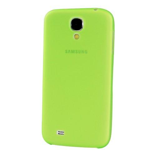 SOJITEK Ultra Slim Thin 0.4mm Hard Skin Case Cover Samsung Galaxy S4 SIV i9500 Green Color