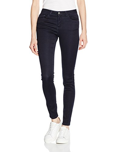Donna Pcfive Betty noos Blue Jeans dark Blk Denim Pieces Blu Jeggings dY5Yq