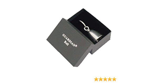 100TH ANNIVERSARY GUARDIAN BELL WITH CUSTOM GIFT BOX HARLEY BIKER BELL RIDE TO LIVE
