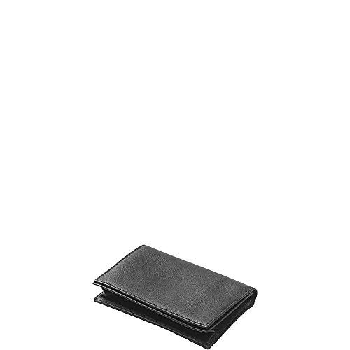 Clava ID/Slim Wallet - Leather - Bridle Black - Black