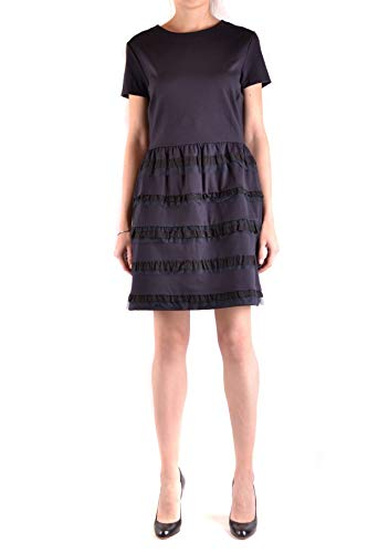 Red Valentino Women's Mcbi31676 Blue Viscose Dress, used for sale  Delivered anywhere in USA