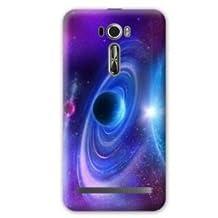 Case Asus Zenfone 2 Laser ZE500KL / ZE 500 KL Espace Univers Galaxie - voie lactee B