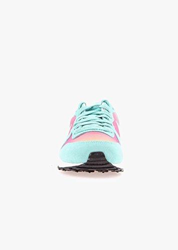 Nike Internationalist (Gs), Zapatillas de Deporte Para Niñas Turquesa (Turquesa (Hyper Turq / White-Black))