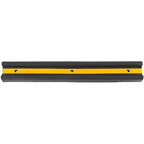 Bumper Guard Hardware (Rage Powersports DH-WP-4 Wall Bumper Guard (39