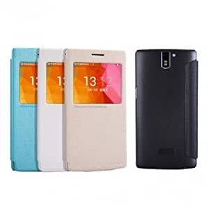 NILLKIN Sparkle Leather Case For OnePlus One A0001